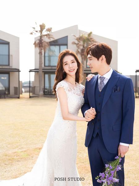「PARAN」ACE&「Cats」出身キム・ジヘ、6月7日に結婚=ウエディング画報公開(提供:news1)