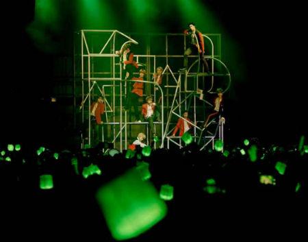 初の北米ツアーを展開している「NCT 127」が9日と10日、サンノゼ公演を開催した。(提供:OSEN)