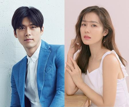俳優ヒョンビン&女優ソン・イェジン、tvN新ドラマに出演へ(提供:news1)