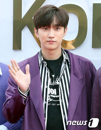 韓国歌手兼俳優のジニョン(元B1A4、27)の入隊説が広がる中、所属事務所がこれを否定した。(提供:news1)