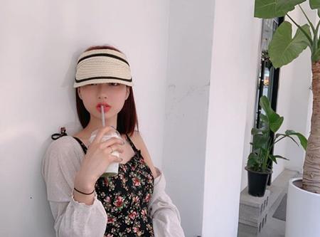 韓国歌手キョンリ(元NINE MUSES、28)が当て逃げされたことを明らかにした。(提供:OSEN)