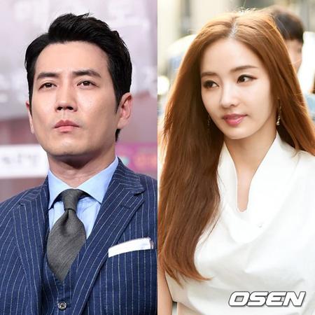 韓国俳優チュ・サンウクと女優ハン・チェヨンが税務調査を受け、追加で税金を払うと明らかにした。(提供:OSEN)