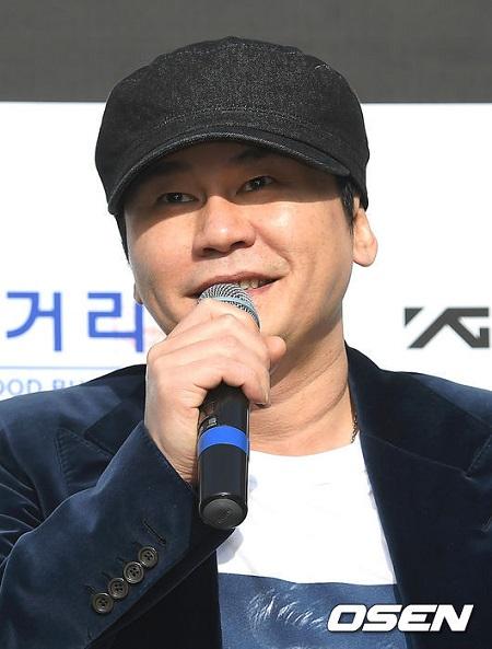 YGヤン・ヒョンソク代表、取材拒否も「予告」公開後にMBC幹部通じて連絡か(画像提供:OSEN)