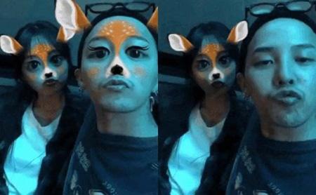 """""""すぐさま削除""""…イ・ジュヨン(元AS)がSNSに投稿したG-DRAGON(BIGBANG)との動画とは? (画像:OSEN)"""