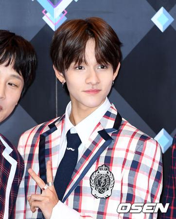 韓国歌手サムエル(17)側が、所属事務所Braveエンターテインメントとの紛争について説明した。(提供:OSEN)