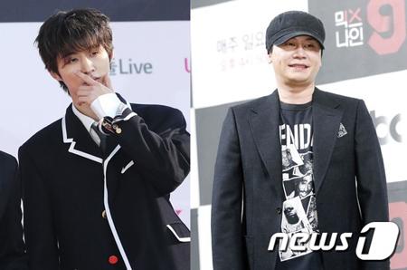 韓国ボーイズグループ「iKON」元メンバーのB.I(キム・ハンビン、22)の薬物疑惑事件を暴露した公益通報者が、YGエンターテインメントと接触した事実があったと警察に供述したことが分かった。(提供:news1)