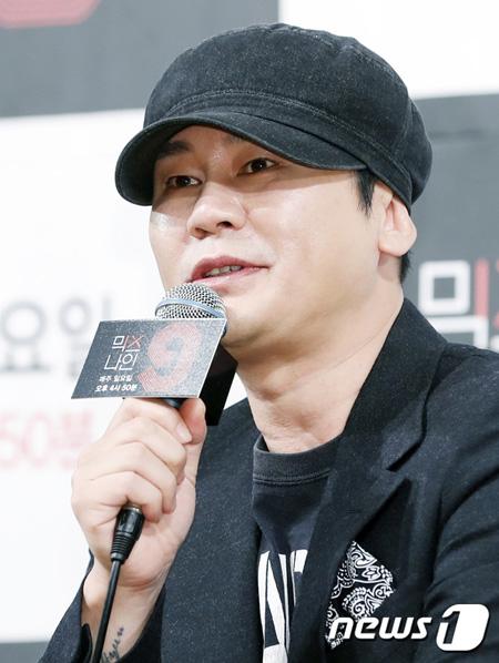 """【公式】ヤン・ヒョンソク元YG代表、""""ドラッグ姫""""ハン・ソヒ関連疑惑に立場発表「一方的な主張…全く事実ではない」"""