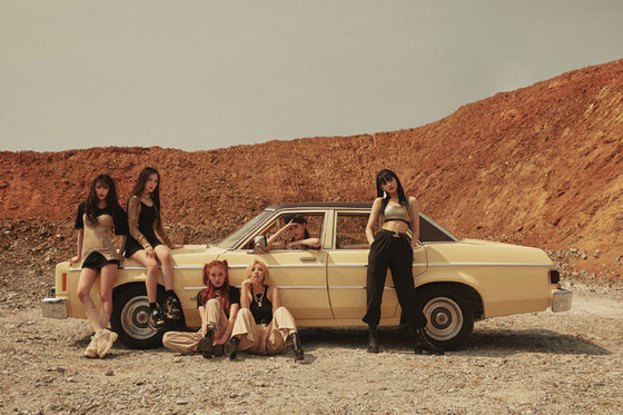 「(G)I-DLE」、新曲「Uh-Oh」MV公開1日で再生回数500万回突破