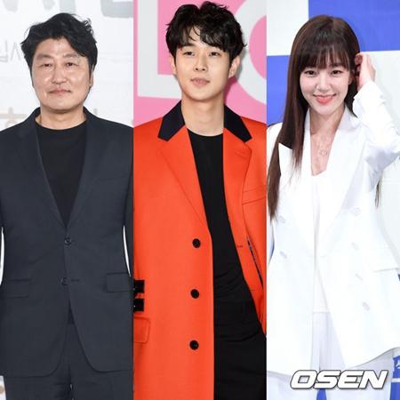 韓国俳優ソン・ガンホ(52)が、2019年6月映画俳優ブランド評判で1位を獲得した。(提供:OSEN)