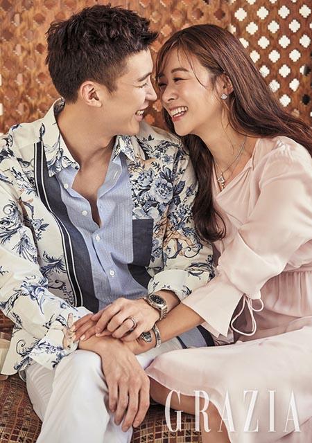 俳優カン・ギョンジュン&チャン・シニョン夫妻、妊娠を発表(画像:news1)