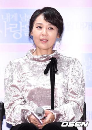 韓国女優の故チョン・ミソン(享年48)の所属事務所が、出棺時の取材に対する立場を伝えた。(提供:OSEN)