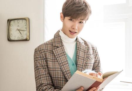 FNC新人のキム・チョルミン、ウェブドラマ「愛の公式 11M」出演を確定(画像:OSEN)