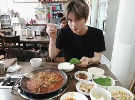 韓国歌手ジェジュン(JYJ)が近況を伝えた。(写真:ジェジュンのSNSより)