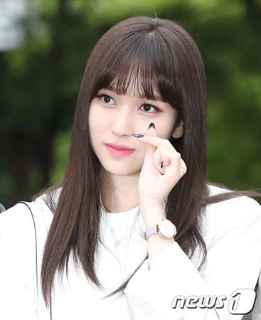 韓国ガールズグループ「TWICE」メンバーのミナが、体調不良でスケジュールに参加できなくなった。(写真提供:news1)