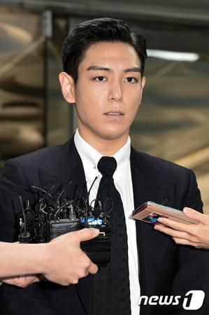 韓国ボーイズグループ「BIGBANG」メンバーのT.O.Pが、除隊する。(提供:news1)