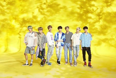 韓国ボーイズグループ「防弾少年団」が、3日連続でオリコンチャートのトップに立った。(提供:OSEN)