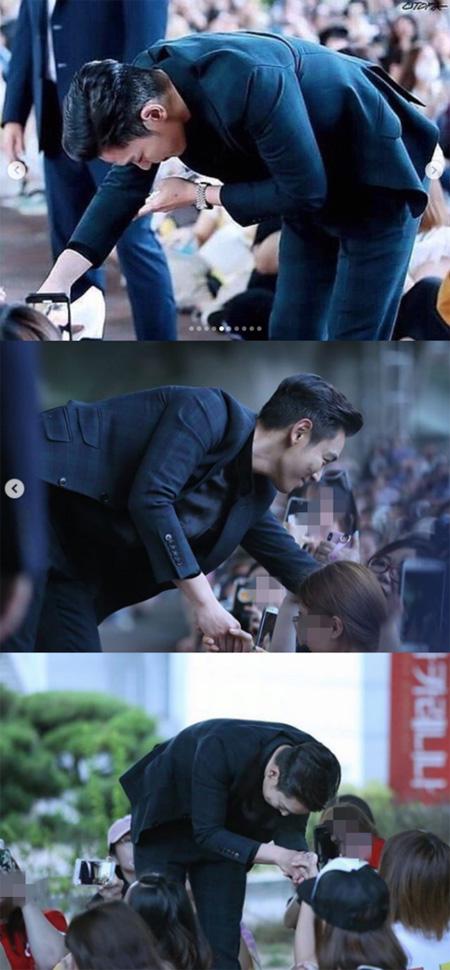 「BIGBANG」T.O.P、召集解除後にサプライズファンミ&SNSで心境(提供:OSEN)