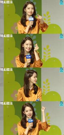 韓国ガールズグループ「少女時代」メンバーのユナが、初主演映画「EXIT」について期待を見せた。(提供:OSEN)
