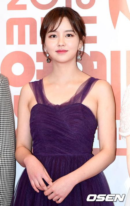 女優キム・ソヒョン、ドラマ「ノクドゥ伝」撮影中に落馬事故もけがなし=撮影再開の予定