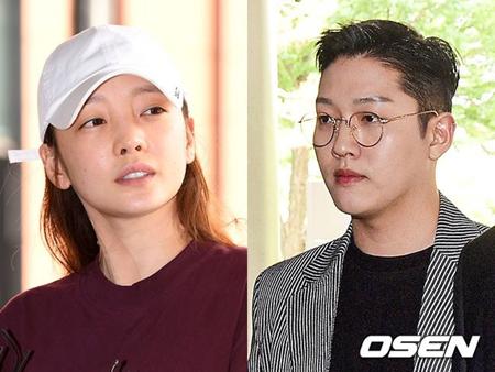 韓国歌手ク・ハラ(元KARA)が、元交際相手のチェ・ジョンボムの裁判に証人として出廷し、証言をした。(提供:OSEN)