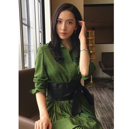 知英(ジヨン)、日本活動の近況を公開=成熟した美貌を披露(提供:news1)