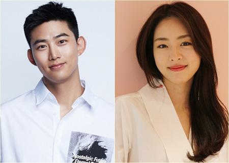 「2PM」テギョン&女優イ・ヨニ、新ドラマ「ザ・ゲーム」で6年ぶりに共演(提供:news1)