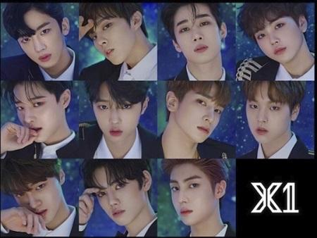 """「X1」が""""飛翔""""すべくデビューの準備に拍車をかけている。(提供:OSEN)"""