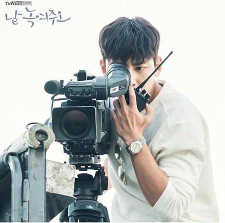 韓国俳優チ・チャンウクが、近況を公開した。(写真提供:OSEN)
