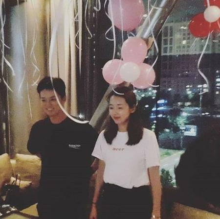 韓国女優ソ・イヒョンが、幸せな誕生日を迎えたことを公開して話題になっている。(写真提供:OSEN)