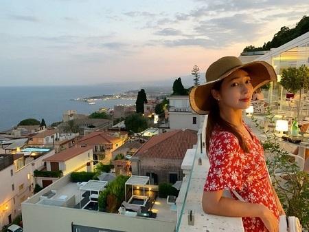 女優イ・ミンジョンが、海外でもその美貌を放っている。(提供:news1)