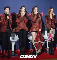 SMエンターテインメントが、「f(x)」のデビュー10周年広告を反対しているとの疑惑を否定した。(提供:OSEN)