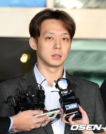 ユチョン(元JYJ)、性暴行被害女性への賠償額が確定(画像:OSEN)