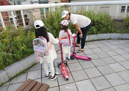韓国女優パク・ソルミが家族との近況を公開して話題になっている。(写真提供:OSEN)