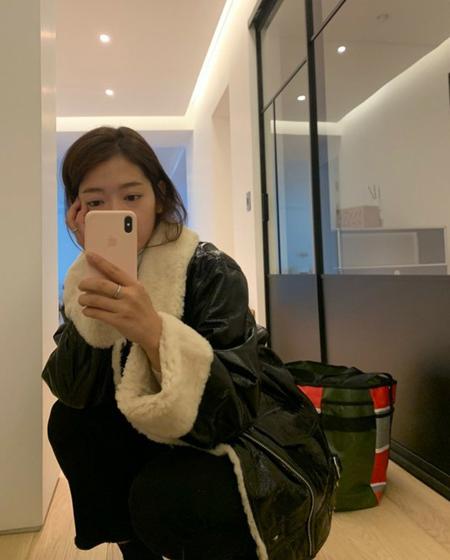 韓国女優パク・シネが、日常を公開して話題になっている。(写真提供:OSEN)