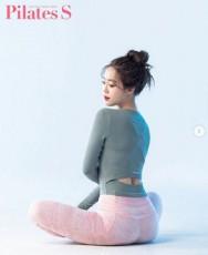歌手で女優のホ・ヨンジが、弾けそうなボディを公開した。(提供:OSEN)