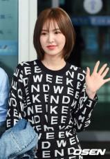 番組リハーサル事故で負傷のウェンディ(Red Velvet)、約1か月経過の現在も入院中(画像提供:OSEN)