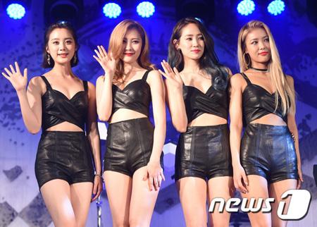 JYP初のガールズグループ「Wonder Girls」、メンバー全員が事務所離れる(画像:news1)